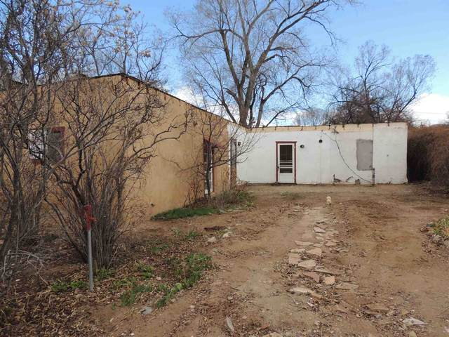 139 Candelario St, Santa Fe, NM 87501 (MLS #202000958) :: The Desmond Hamilton Group