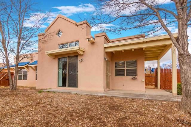 6553 Calle Verde, Santa Fe, NM 87507 (MLS #202000963) :: The Desmond Hamilton Group