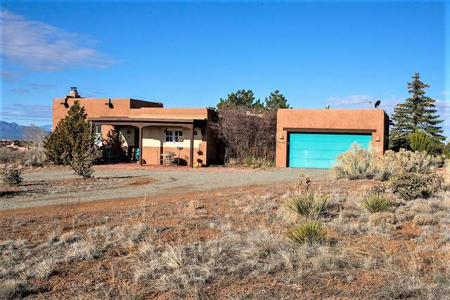 2 Descanso, Santa Fe, NM 87508 (MLS #202000966) :: The Desmond Hamilton Group