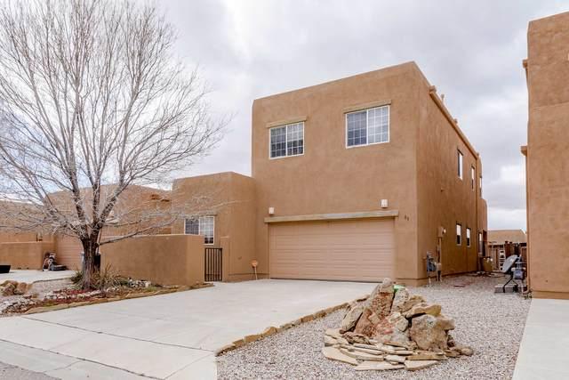 85 Sunset Canyon, Santa Fe, NM 87508 (MLS #202000969) :: The Desmond Hamilton Group