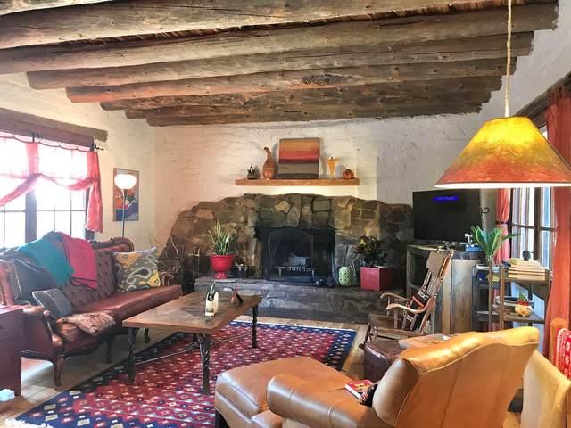 42 Pinon Ridge Road, Pecos, NM 87552 (MLS #202000988) :: Berkshire Hathaway HomeServices Santa Fe Real Estate