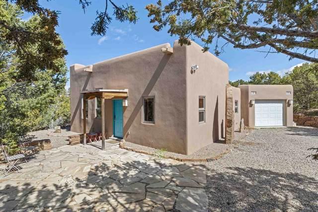 1207 Calle Luna, Santa Fe, NM 87501 (MLS #202000998) :: The Desmond Hamilton Group