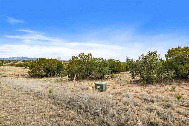 40 Calle Ventoso West, Santa Fe, NM 87506 (MLS #202001007) :: The Very Best of Santa Fe