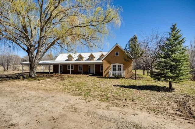 10 Molino Viejo, Santa Fe, NM 87506 (MLS #202001014) :: The Desmond Hamilton Group