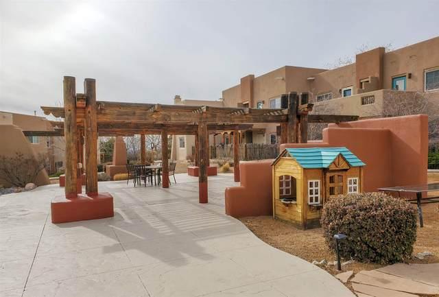 2210 Miguel Chavez 1425 #1425, Santa Fe, NM 87505 (MLS #202001025) :: The Very Best of Santa Fe