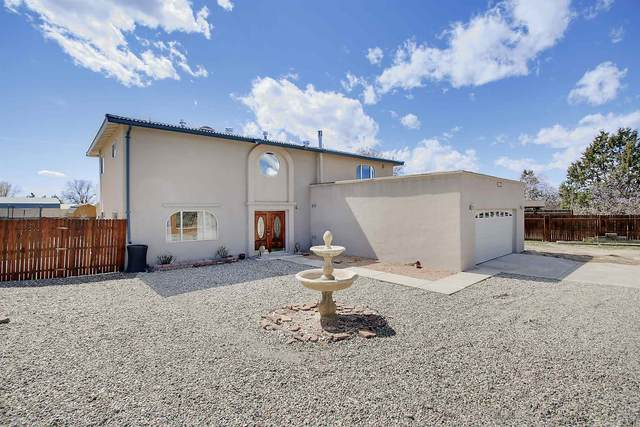 1010 Calle Chacoma Vista, Espanola, NM 87532 (MLS #202001031) :: The Desmond Hamilton Group