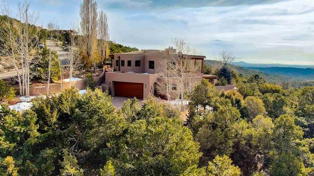 1028 South Summit Ridge Comes With Adjo, Santa Fe, NM 87501 (MLS #202001039) :: The Very Best of Santa Fe