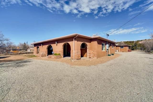 1709 W Alameda Street, Santa Fe, NM 87501 (MLS #202001042) :: The Desmond Hamilton Group
