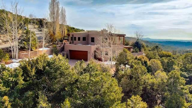 1028 South Summit Ridge, Santa Fe, NM 87501 (MLS #202001046) :: The Desmond Hamilton Group