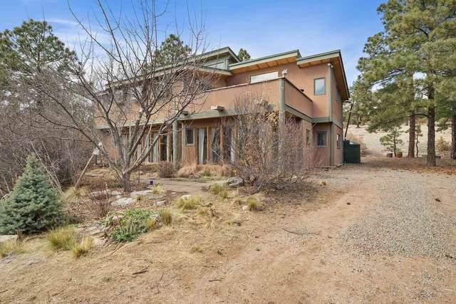 96 Los Altos De Cicuye, Pecos, NM 87552 (MLS #202001068) :: Berkshire Hathaway HomeServices Santa Fe Real Estate