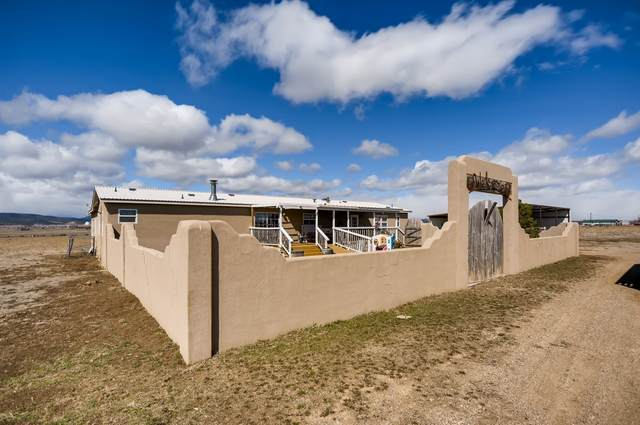 Hwy 85 AirprtRd #2 Santa Fe Trail Event Ctr Drive, Las Vegas, NM 87701 (MLS #202001079) :: The Very Best of Santa Fe