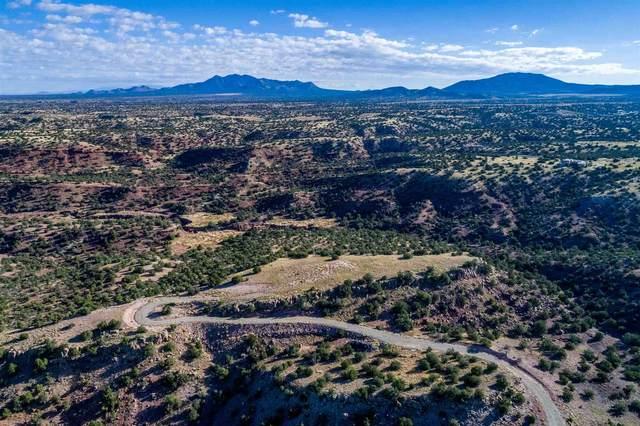 Lot 71 Creekside Trail, Sandia Park, NM 87047 (MLS #202001080) :: The Desmond Hamilton Group