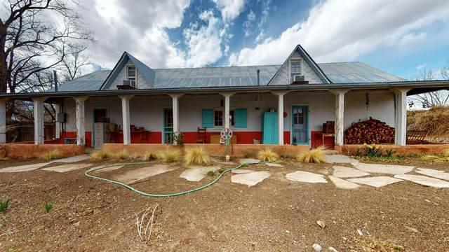 29 County Road 177, Ojo Caliente, NM 87549 (MLS #202001082) :: The Very Best of Santa Fe