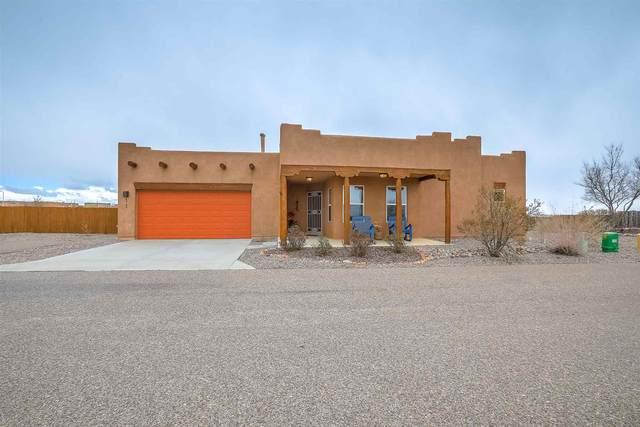 4749 Via Verde, Santa Fe, NM 87507 (MLS #202001086) :: The Desmond Hamilton Group