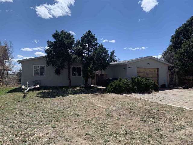 949 Capulin Road, Los Alamos, NM 87544 (MLS #202001119) :: The Desmond Hamilton Group