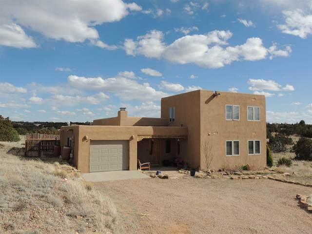 11 Balsa Ct, Eldorado, NM 87508 (MLS #202001124) :: Berkshire Hathaway HomeServices Santa Fe Real Estate