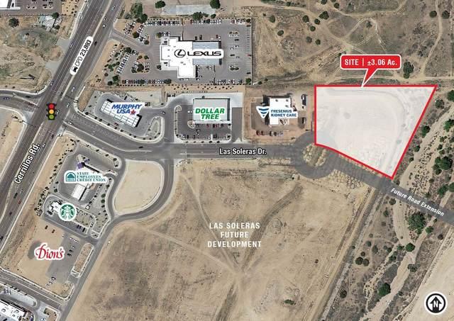 5211 Las Soleras, Santa Fe, NM 87505 (MLS #202001137) :: The Desmond Hamilton Group