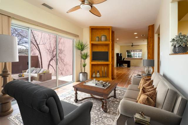 810 Faldas De La Sierra, Santa Fe, NM 87501 (MLS #202001187) :: Berkshire Hathaway HomeServices Santa Fe Real Estate
