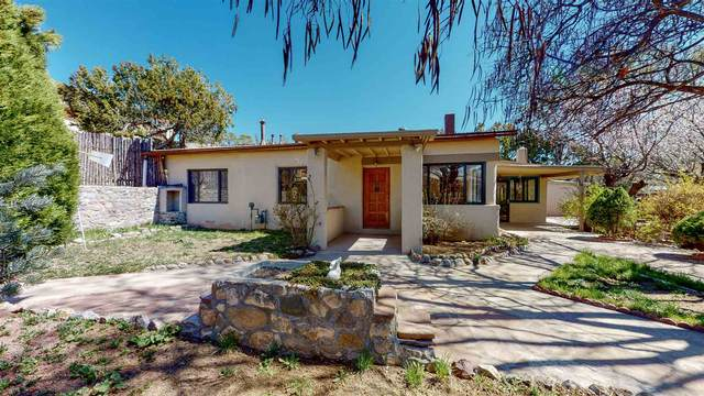 4 B Gonzo Dr., Tesuque, NM 87574 (MLS #202001217) :: The Desmond Hamilton Group