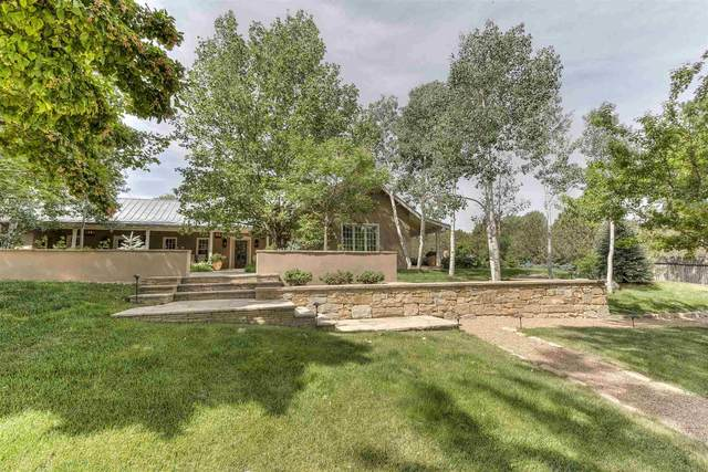 1434-A Bishops Lodge, Santa Fe, NM 87506 (MLS #202001325) :: The Desmond Hamilton Group