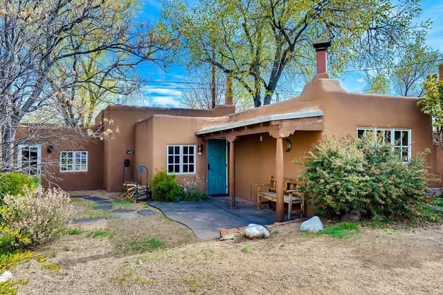 224 Artist Road #1, Santa Fe, NM 87501 (MLS #202001334) :: The Desmond Hamilton Group