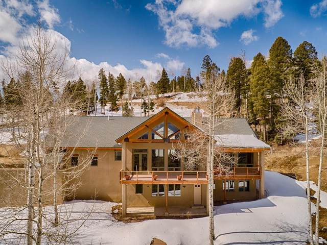 109 Zia Rd, Angel Fire, NM 87710 (MLS #202001339) :: Berkshire Hathaway HomeServices Santa Fe Real Estate