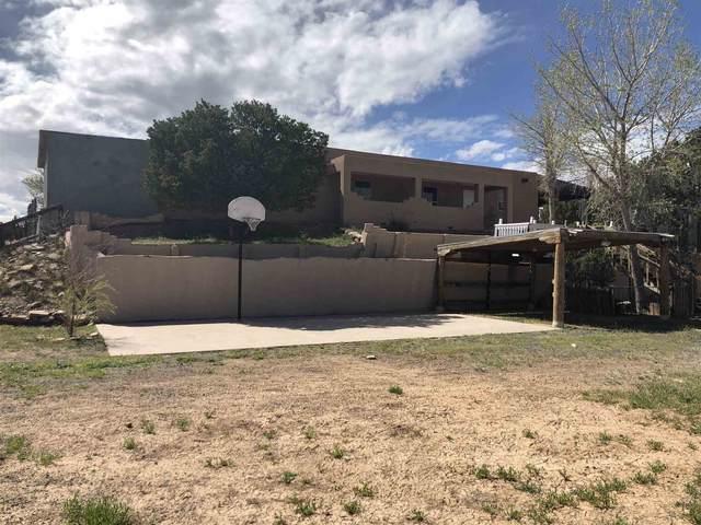 110 B Las Estrellas, Santa Fe, NM 87507 (MLS #202001361) :: Berkshire Hathaway HomeServices Santa Fe Real Estate