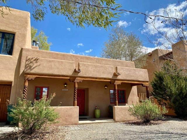311B Tewa, Taos, NM 87571 (MLS #202001375) :: The Very Best of Santa Fe
