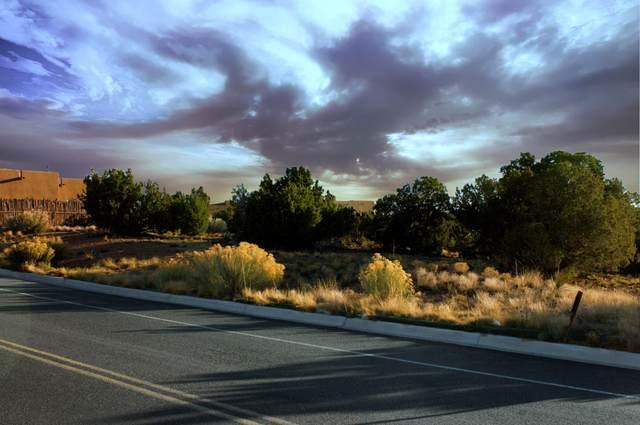 90 Avenida Aldea, Santa Fe, NM 87507 (MLS #202001405) :: The Desmond Hamilton Group