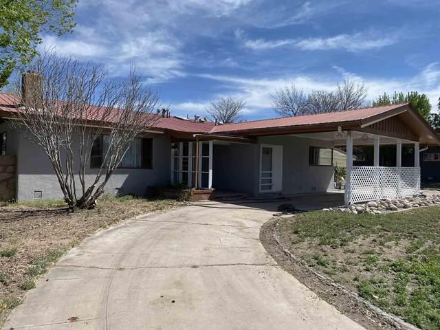 615 Valley Drive, Espanola, NM 87532 (MLS #202001427) :: The Desmond Hamilton Group