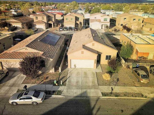 5307 Joshua, Santa Fe, NM 87507 (MLS #202001453) :: The Very Best of Santa Fe