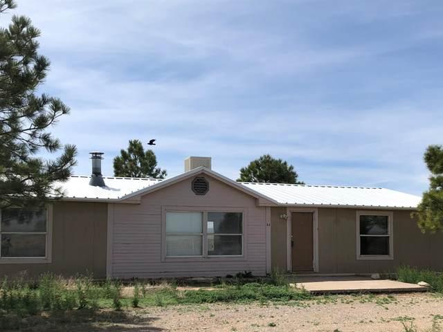 93B King Farm, Moriarty, NM 87035 (MLS #202001498) :: The Desmond Hamilton Group