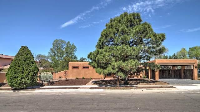 1460 Miracerros Loop N, Santa Fe, NM 87505 (MLS #202001501) :: The Desmond Hamilton Group