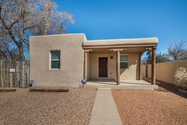 920 Galisteo Street, Unit A, Santa Fe, NM 87505 (MLS #202001514) :: The Very Best of Santa Fe