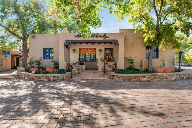 200 Canyon Rd, Santa Fe, NM 87501 (MLS #202001537) :: Summit Group Real Estate Professionals