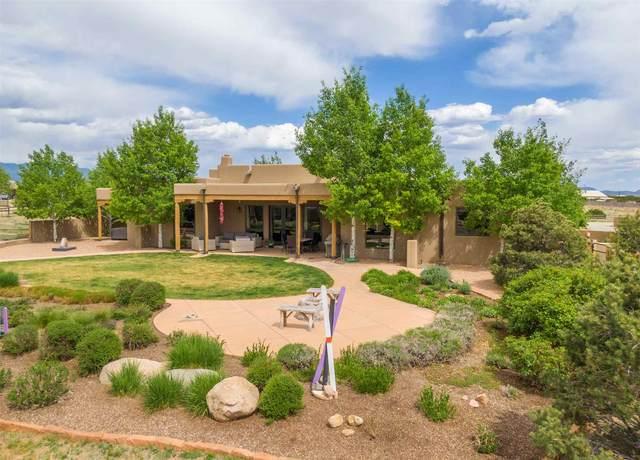 37 Penny Lane, Santa Fe, NM 87507 (MLS #202001572) :: The Desmond Hamilton Group