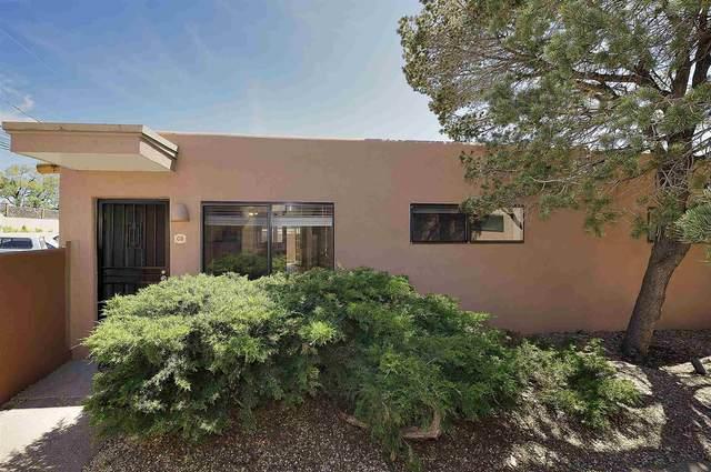 1000 Marquez Place C-6, Santa Fe, NM 87505 (MLS #202001585) :: The Desmond Hamilton Group