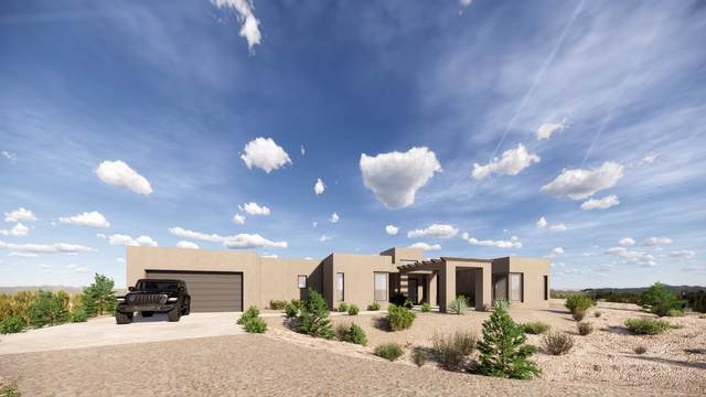 44 Paseo Aragon, Santa Fe, NM 87506 (MLS #202001619) :: The Desmond Hamilton Group