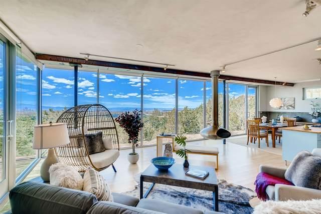 461 Circle Drive, Santa Fe, NM 87501 (MLS #202001649) :: The Very Best of Santa Fe