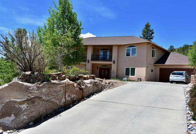 5685 Quemazon, Los Alamos, NM 87544 (MLS #202001655) :: The Desmond Hamilton Group