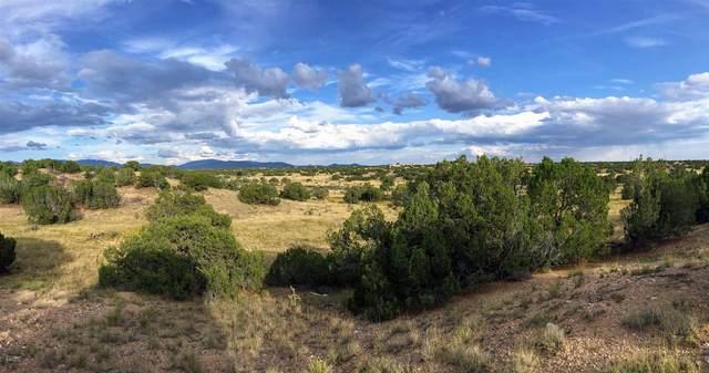 10 Callejon Alegre, Santa Fe, NM 87506 (MLS #202001665) :: The Desmond Hamilton Group