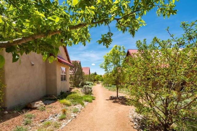 3466 Cerrillos Road Unit 0-1, Sand , Santa Fe, NM 87507 (MLS #202001666) :: The Desmond Hamilton Group