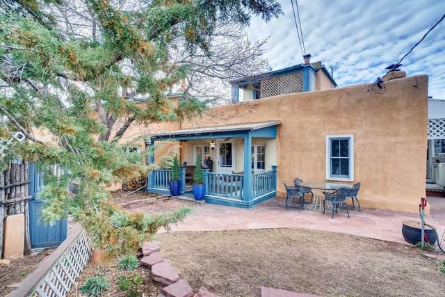 510 Alto St., Santa Fe, NM 87501 (MLS #202001671) :: The Very Best of Santa Fe