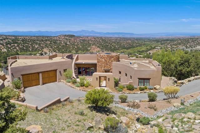53 Lodge Trail, Santa Fe, NM 87506 (MLS #202001674) :: The Desmond Hamilton Group