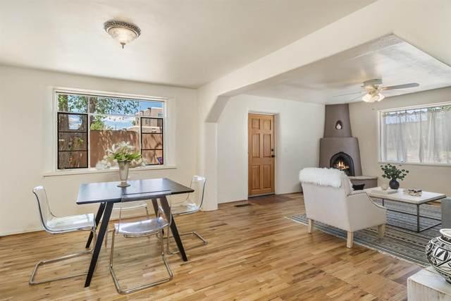 1504 Hickox Street A, B, C, Santa Fe, NM 87505 (MLS #202001681) :: The Very Best of Santa Fe