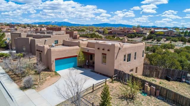 4400 Contenta Ridge, Santa Fe, NM 87507 (MLS #202001682) :: The Desmond Hamilton Group