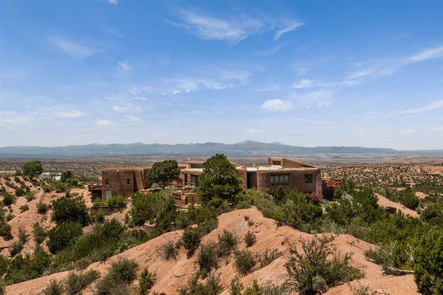 40 B Camino De Milagro, Santa Fe, NM 87506 (MLS #202001685) :: The Desmond Hamilton Group