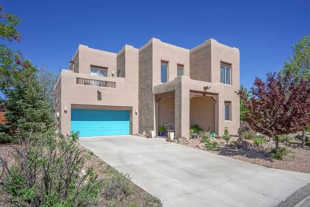 4639 Sunset Ridge, Santa Fe, NM 87507 (MLS #202001709) :: The Very Best of Santa Fe