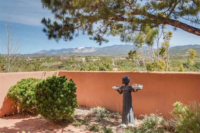 1078 Mansion Ridge Road, Santa Fe, NM 87501 (MLS #202001743) :: The Very Best of Santa Fe