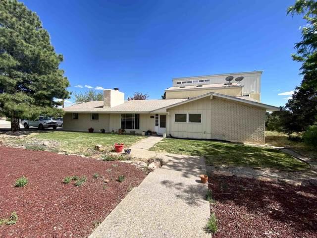 999 Barranca Road, Los Alamos, NM 87544 (MLS #202001744) :: The Desmond Hamilton Group